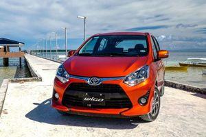 Toyota Wigo có gì để cạnh tranh với Kia Morning, Hyundai Grand i10?