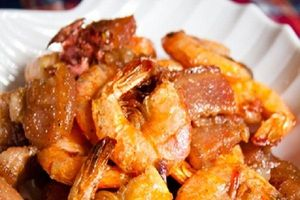 Nấu ngay thịt heo rim tôm thơm ngon, đậm đà cho bữa cơm gia đình thêm đầm ấm