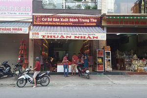 Thanh Hóa: Bắt 3 đối tượng chém người trọng thương khi mua bánh Trung thu