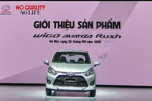 Toyota Wigo giá thấp nhất 345 triệu đồng, 'quyết đấu' Kia Morning, Hyundai Grand i10
