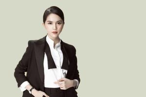 Người mẫu Ngọc Trinh trở thành CEO công ty GHB