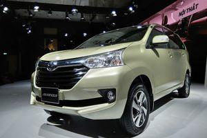 Toyota Avanza giá từ 537 triệu, phân khúc MPV đa dụng cỡ nhỏ thêm sôi động