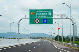 Phí cao tốc Hạ Long - Hải Phòng: Cao nhất 200.000 đồng/lượt