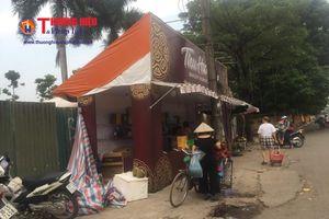 Bánh trung thu bày bán tràn lan ở Hà Nội: Công an đã vào cuộc