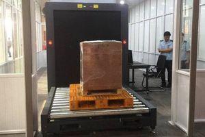 Hải quan Việt Nam được tài trợ máy soi ngăn chặn khủng bố, buôn lậu