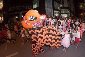 Cư dân Mon City đón lễ hội trung thu đầu tiên