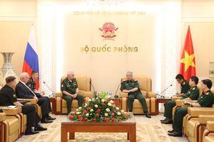 Đẩy mạnh hợp tác quốc phòng Việt Nam – Liên bang Nga