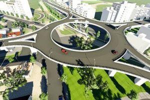 Khánh Hòa phân luồng giao thông phục vụ thi công nút giao ngàn tỷ