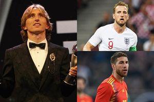 FIFA The Best: Các đội trưởng nổi tiếng bầu cho ai?