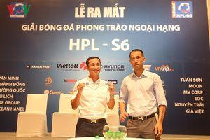 Giải Ngoại hạng Hà Nội - HPL S6: Phần thưởng 'khủng' cho nhà vô địch