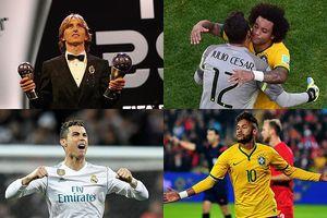 Luka Modric và 'đội hình trong mơ' của hậu vệ Marcelo