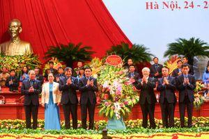 Phiên trọng thể Đại hội XII Công đoàn Việt Nam 2018-2023