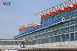 Cảng hàng không Quốc tế Vân Đồn đã hoàn tất 95% hạng mục công trình
