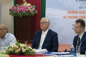 Markku Kauriala Phần Lan giới thiệu công nghệ PCCC mới tại Việt Nam