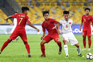 'U16 Việt Nam kém may mắn, lẽ ra phải thắng U16 Indonesia'