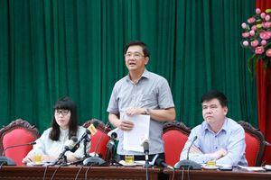 Phó Giám đốc Sở GD-ĐT Hà Nội: 'Không có chuyện ép phụ huynh mua sữa học đường'