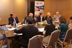 Hiệp hội Chăn nuôi heo Hoa Kỳ tìm cơ hội cho xuất khẩu thịt heo Mỹ vào Việt Nam