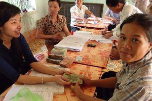 Hoàn thiện khuôn khổ pháp lý cho tài chính vi mô thúc đẩy tài chính toàn diện