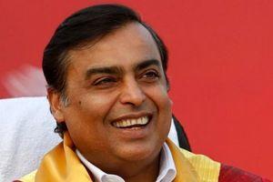 Choáng ngợp với top siêu tỷ phú giàu nhất Ấn Độ