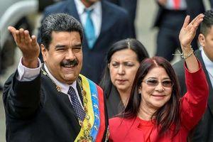 Mỹ trừng phạt bộ trưởng quốc phòng, vợ Tổng thống Venezuela
