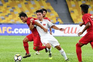 U16 Việt Nam vẫn tin vào 1% cơ hội giành vé World Cup