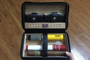 Thị trường xì-gà: Mập mờ xuất xứ, phập phù chất lượng