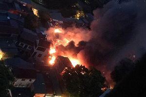 Khởi tố điều tra vụ hỏa hoạn 2 người tử vong trên đường Đê La Thành
