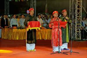 Tưởng niệm 718 năm ngày mất Anh hùng dân tộc Trần Hưng Đạo
