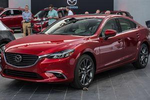 Hàng chục ngàn xe Mazda 6 bị triệu hồi vì lỗi gì?