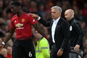 Mourinho: 'Đã bảo Pogba không là đội trưởng MU'