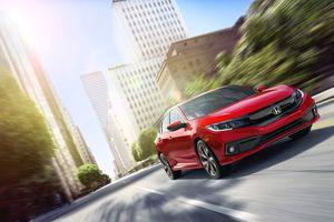 Honda Civic 2019 bổ sung phiên bản Sport, giá từ 20.500 USD