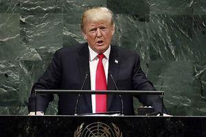 Tổng thống Trump kêu gọi cô lập Iran tại LHQ