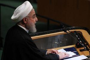 Tổng thống Rouhani đáp trả Mỹ: 'Iran không muốn chiến tranh, đe dọa'