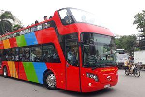 Hà Nội sắp mở thêm tuyến xe buýt 2 tầng