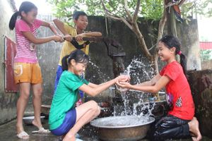 Hưng Yên: Hơn 184 tỷ đồng thực hiện Chương trình NS- VSMTNT