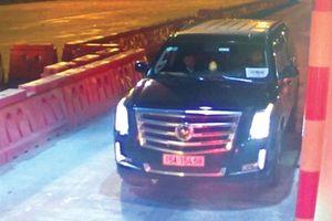 Bộ NN-PTNT đề nghị Bộ Công an phối hợp xác minh xe mang biển hộ đê giả
