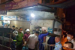 Khởi tố vụ án vi phạm quy định PCCC trong vụ hỏa hoạn kinh hoàng gần Bệnh viện Nhi Trung ương