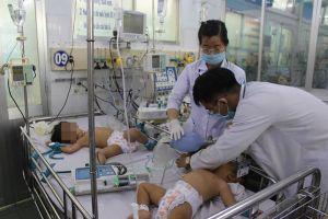 TPHCM: Số trẻ mắc bệnh tay chân miệng tăng đột biến, có một ca đã tử vong