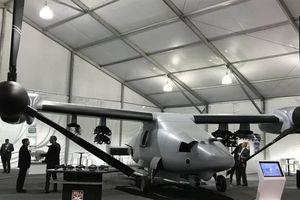UAV cánh lật Mỹ mạnh ngang chiến đấu cơ