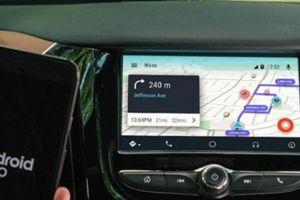 Ô tô Toyota sẽ được cập nhật hệ thống Androi Auto