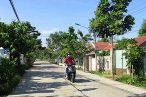 Điện Thọ - 'làng quê đáng sống' của xứ Quảng