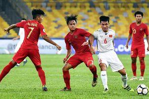 U16 Việt Nam hẹp cửa đi tiếp