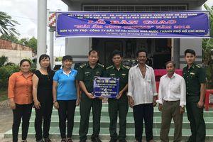 Trao tặng 3 'Mái ấm tình thương' cho người nghèo tỉnh Cà Mau