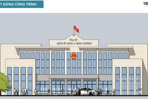 'Đồng phục' cho gần 500 trụ sở phường, xã ở Hà Nội?