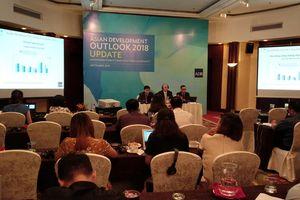 ADB dự báo tăng trưởng Việt Nam giảm còn 6,9%, thách thức lạm phát quay lại