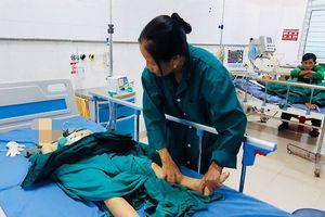 Nạn nhân trong vụ thảm án tại Thái Nguyên qua cơn nguy kịch