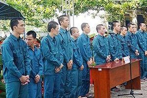 15 đối tượng tấn công CSCĐ, đốt phá xe cứu hỏa lãnh án