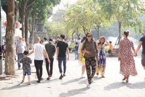 Thời tiết hôm nay 26/9: Hà Nội không mưa, ngày nắng