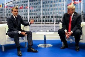 Tổng thống Pháp xin Mỹ 'tha cho' Iran