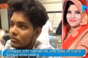 Lý do cắn đứt lưỡi chồng của bà bầu 8 tháng